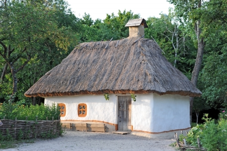 Oude traditionele Oekra