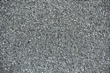 roofing felt: Close up of roofing felt, generally used for flat roof Stock Photo
