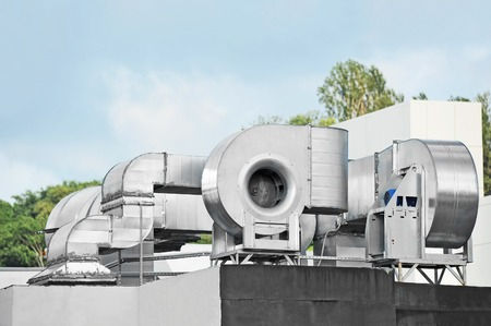 ventilate: Industrial steel air conditioning and ventilation systems