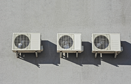 air: Industrial steel air conditioning and ventilation systems