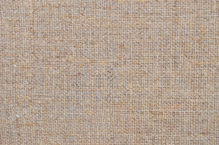 osnaburg: Close-up of canvas fabric cloth textile background
