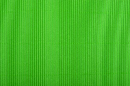 reclaiming: Close up of green crinkled cardboard background