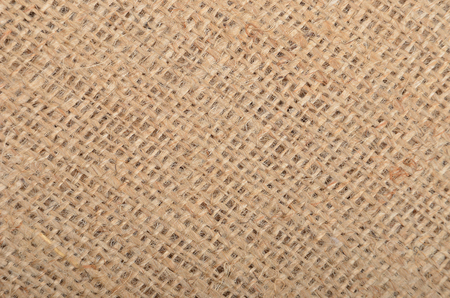 osnaburg: Close up of natural bagging texture background Stock Photo