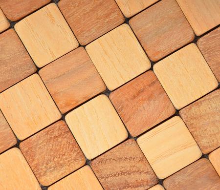 regular tetragon: Shot of wooden textured background, close up