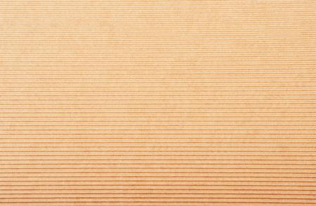 crinkled: Close up of beige crinkled cardboard background