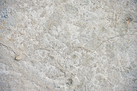 crannied: Gray cracked concrete texture background, close up