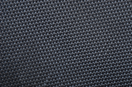 polythene: Close up of blue textured synthetical background Stock Photo