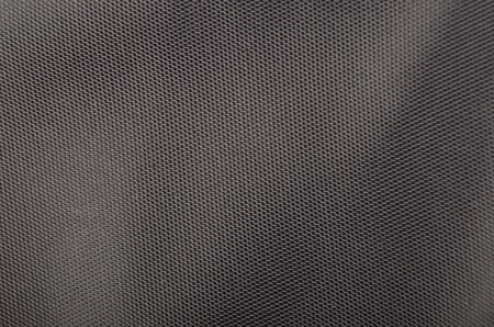 black textured background: Close up of black textured synthetical background Stock Photo