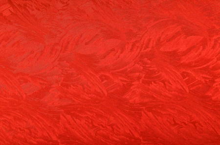 red metallic: Glittery and textured red metallic paper background Stock Photo