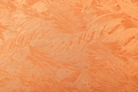 brassy: Glittery and textured copper metallic paper background