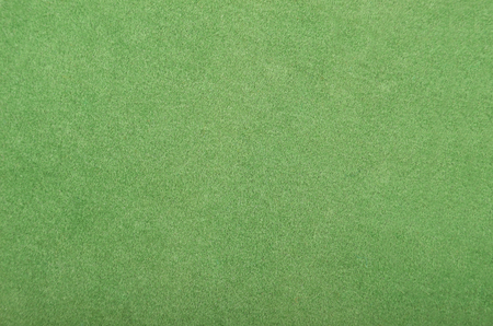 velure: Close up of green synthetical felt textured background