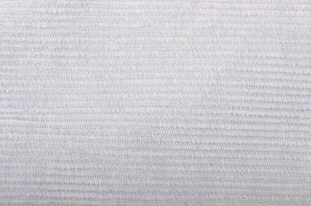 blue velvet: Close up of texture blue velvet cloth background Stock Photo