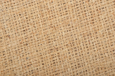 Close up of natural bagging texture background Stock Photo