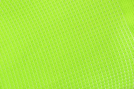 Close-up of jersey fabric textured cloth background Imagens