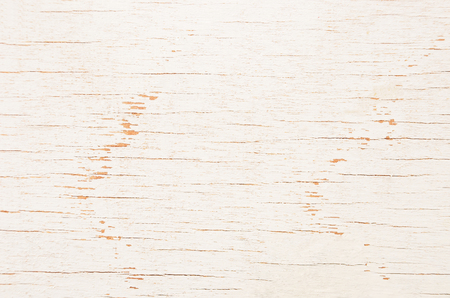 cranny: Vintage wooden background with white peeling paint