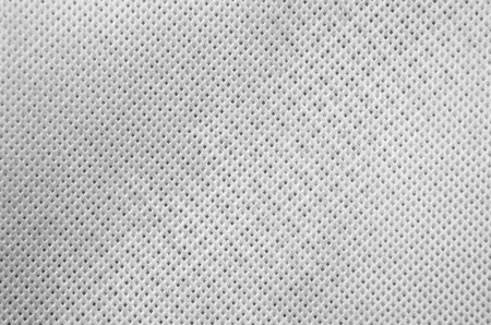 Close up of gray textured synthetical background Stock Photo