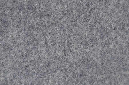 Close up of gray synthetical fet textured background