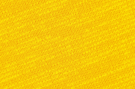 Close-up of jersey fabric textured cloth background Banco de Imagens