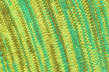 Close-up of jersey fabric textured cloth background Stock Photo