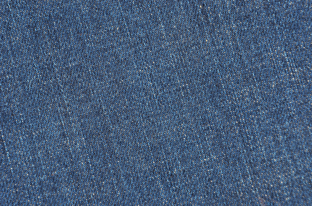 Close-up of texture jeans fabric cloth textile background Stock fotó