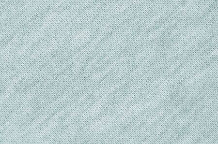 Jersey fabric textured cloth background in tranquil dawn color