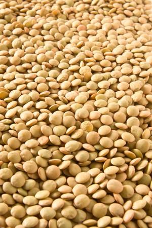 green lentil: Green lentil pattern background; texture effect