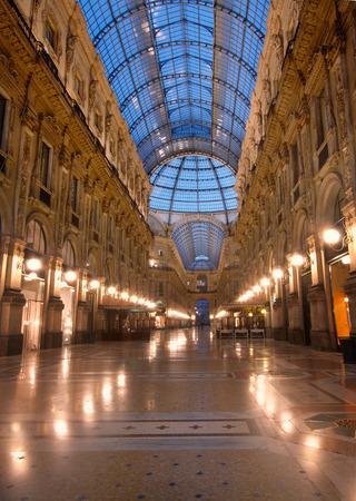 vittorio emanuele: Milan, Italy: Galleria Vittorio Emanuele II