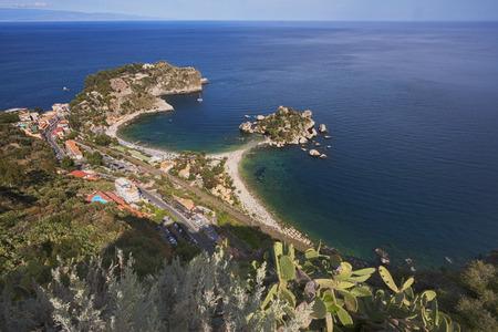 bella: Isola Bella, Sicily Stock Photo