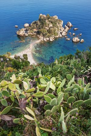 isola: Isola Bella in Taormina (Sicily)