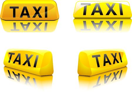 new york street: New York Taxi signe