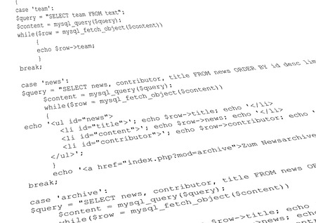 quelle: PHP-Quellcode mit Perspektive