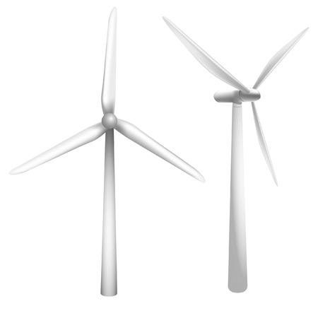 windfarm: a wind generator