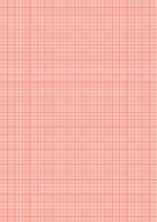 illustration of a sheet of graph paper Vector