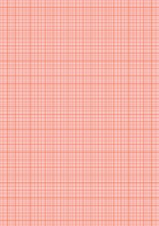 milimetr: Ilustracja arkusz papieru kancelaryjnego