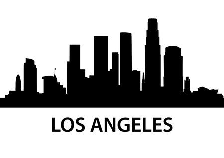 los angeles: Ausf�hrliche Abbildung der Los Angeles, Kalifornien