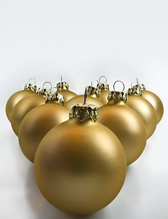 christmas balls Stock Photo - 10930521