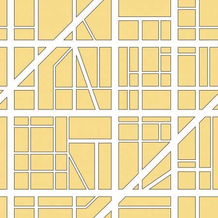 illustration of a seamless city map background Stock Vector - 16784383