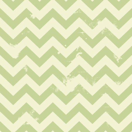 illustration of a seamless zigzag pattern with grunge elements, ep10 vector Vector