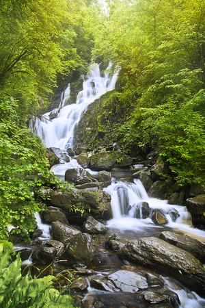 Torc Waterfall, Killarney National Park, County Kerry, Ireland