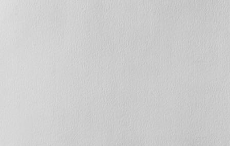 hand paper: white art paper texture Stock Photo