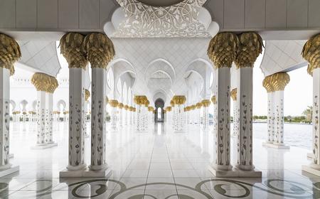 zayed: Sheikh Zayed Grand Mosque (Abu-Dhabi, UAE)