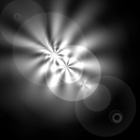 special effect: Light flare special effect  vector illustration