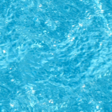 beautiful clear pool water Vector eps8
