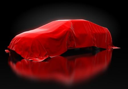 Pr�sentation de la nouvelle voiture