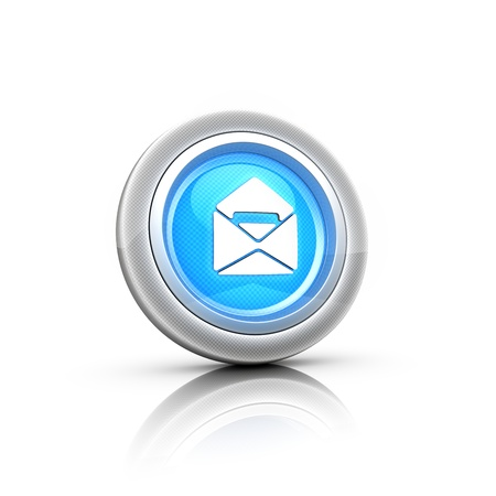 e mail internet icon photo
