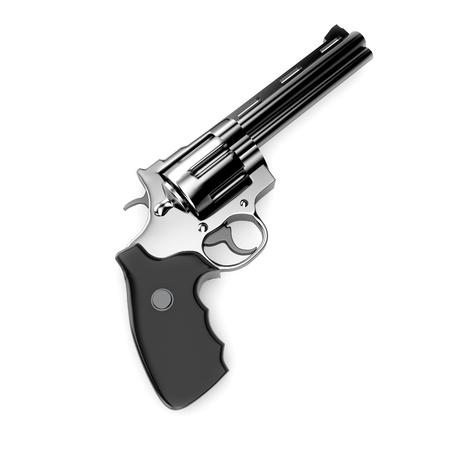 magnum: revolver gun