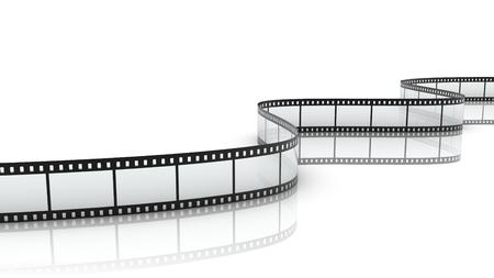 Tira de película Foto de archivo - 20330814