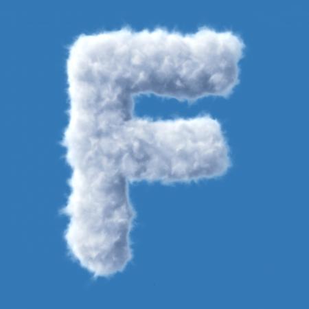 typesetter: Cloud letter