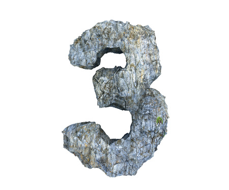 key words  art: high quality 3d render of stone letter