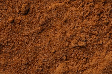 Ground cayenne (chili) pepper Imagens - 2181037